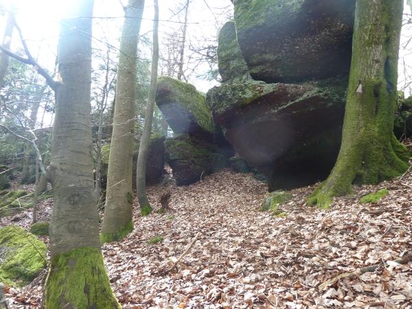 La Spill - Brotschgerg dédiée à Freya, épouse de Wotan